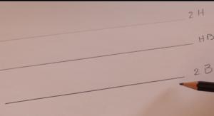 Crayon pour réussir les tracés de géométrie