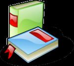icone de livres d'apprentissage