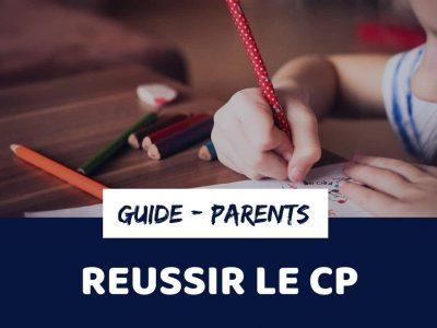 guide gps pour les parents qui veulent aider leur enfant à réussir le CP